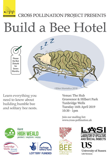 Build a bee hotel2